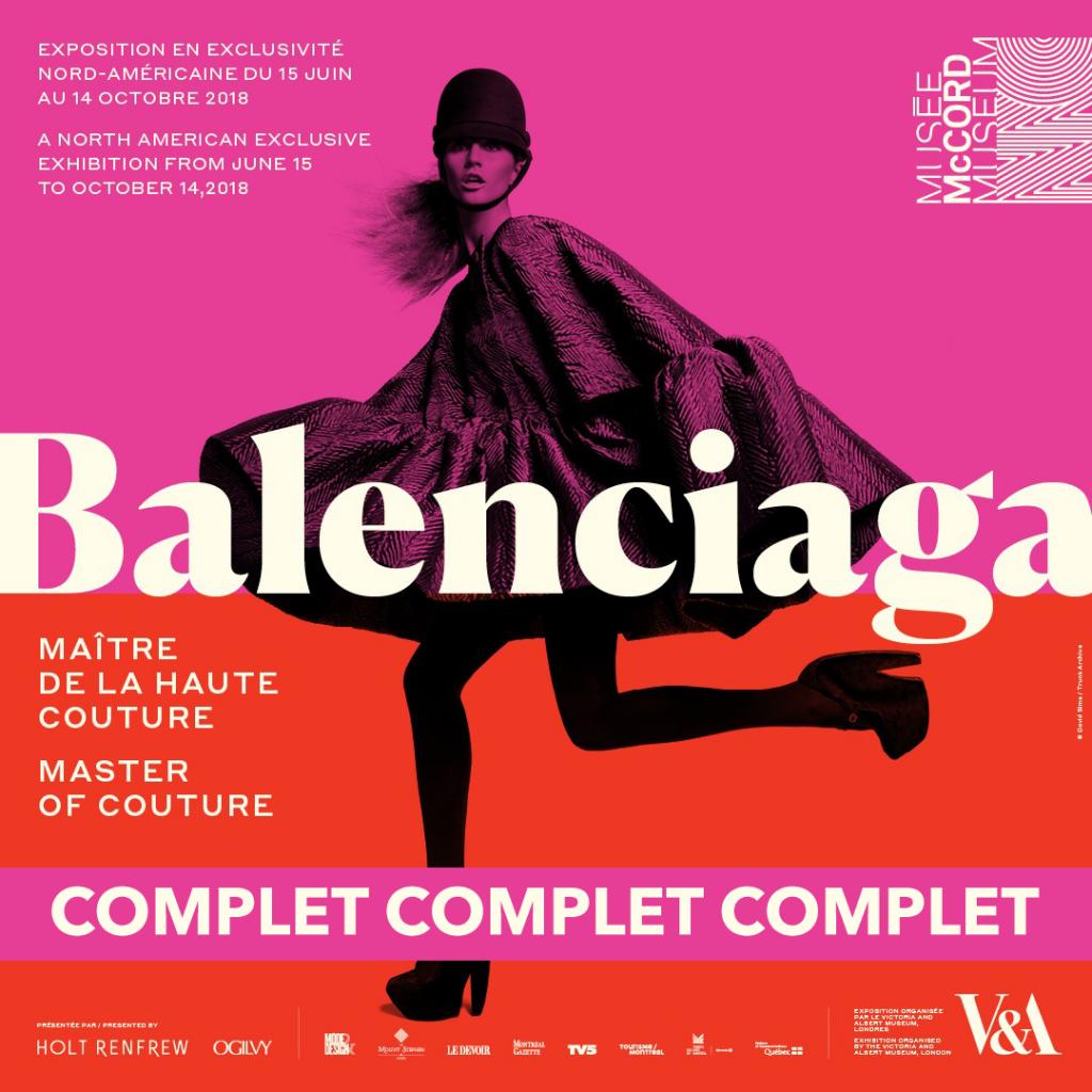POP COUTURE : La mode après Cristóbal Balenciaga
