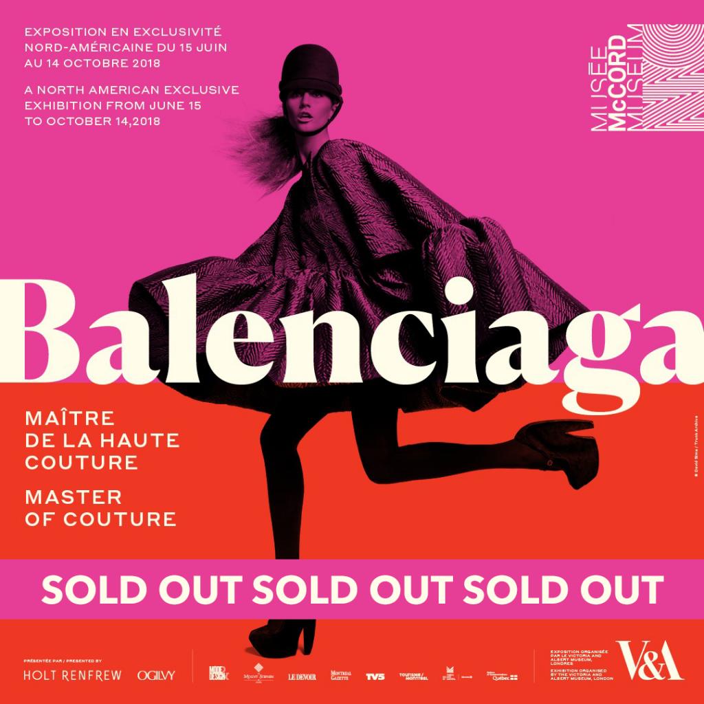 POP COUTURE : Fashion After Cristóbal Balenciaga