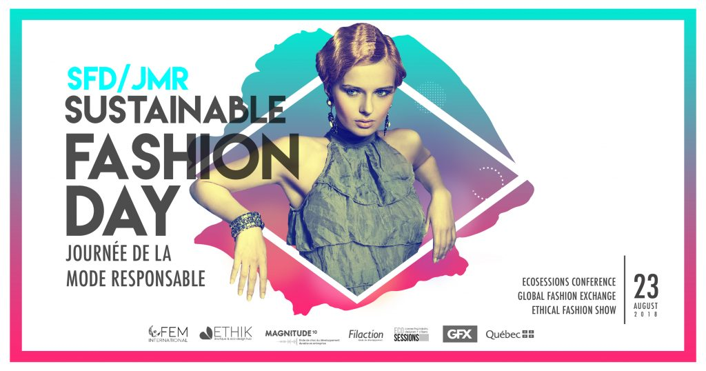 SDF Sustainable Fashion Day by Ethik Eco-Design Hub and its partners