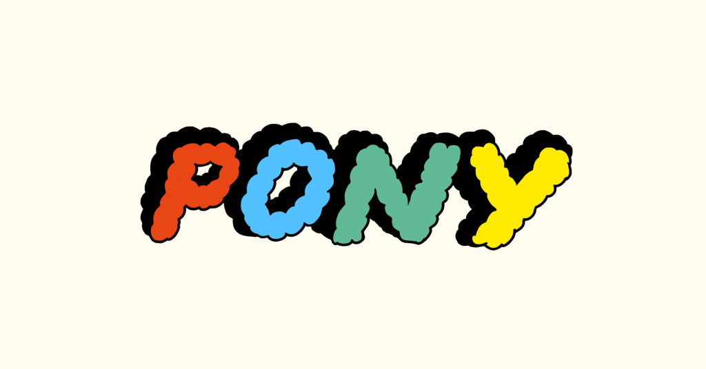 PONY – Au bout du feel