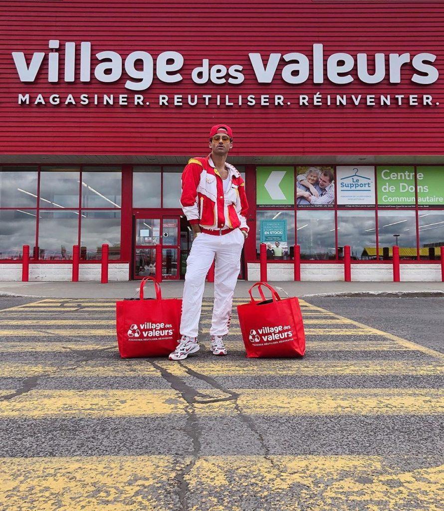 Village des Valeurs x Cary Tauben