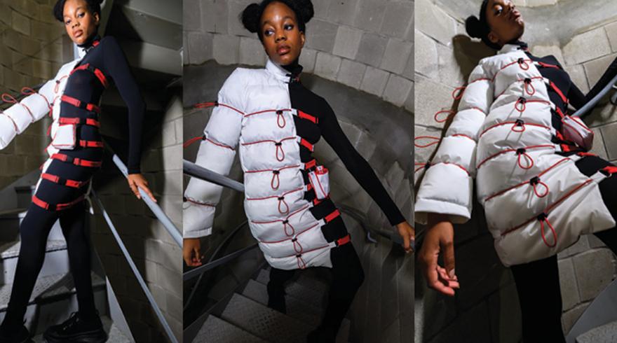 L'École de mode du Cégep Marie-Victorin X Mode + Design
